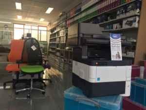 stampanti self service